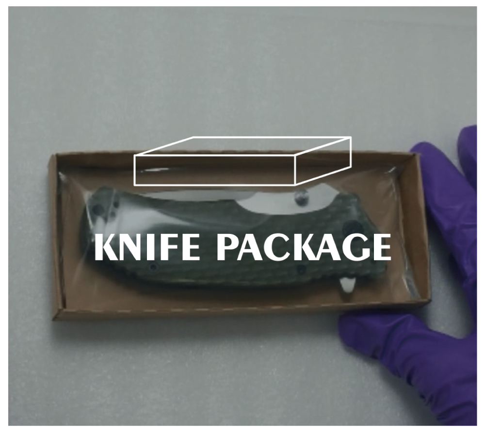 package your knife